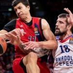 Anadolu Efes Euroleague'e zaferle başladı